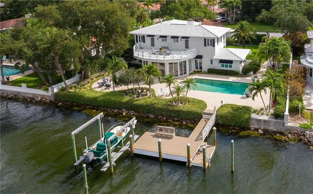 $2,500,000 - 4Br/5Ba -  for Sale in Snell Isle Brightwaters Sec 2, St Petersburg