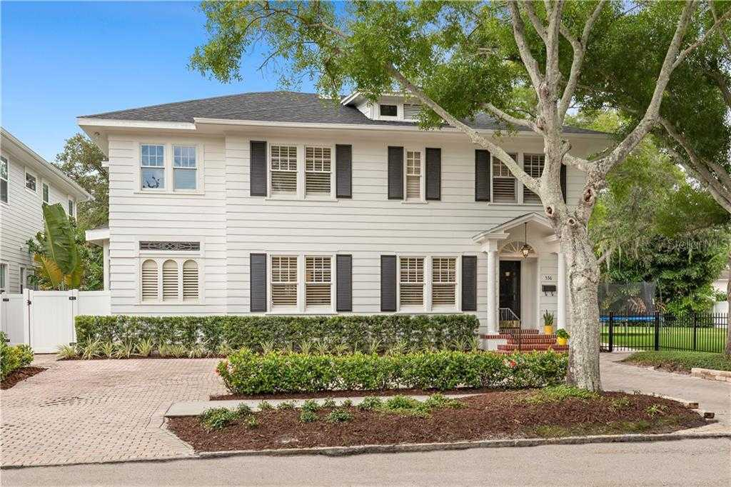 $1,800,000 - 4Br/4Ba -  for Sale in Snell & Hamletts North Shore Add, St Petersburg