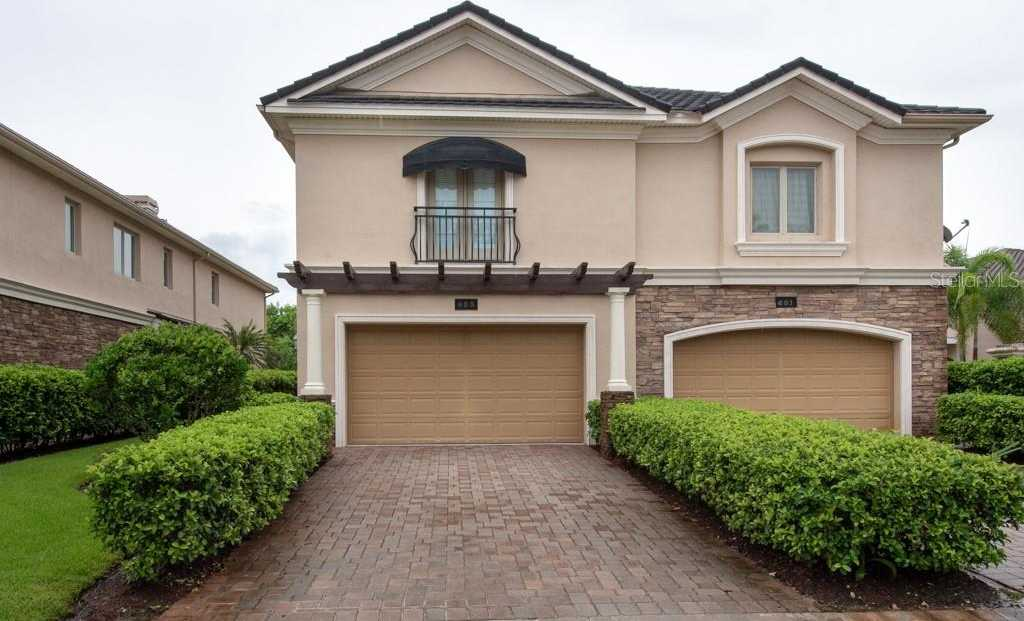 $450,000 - 3Br/4Ba -  for Sale in Saxony Place At Carillon, St Petersburg