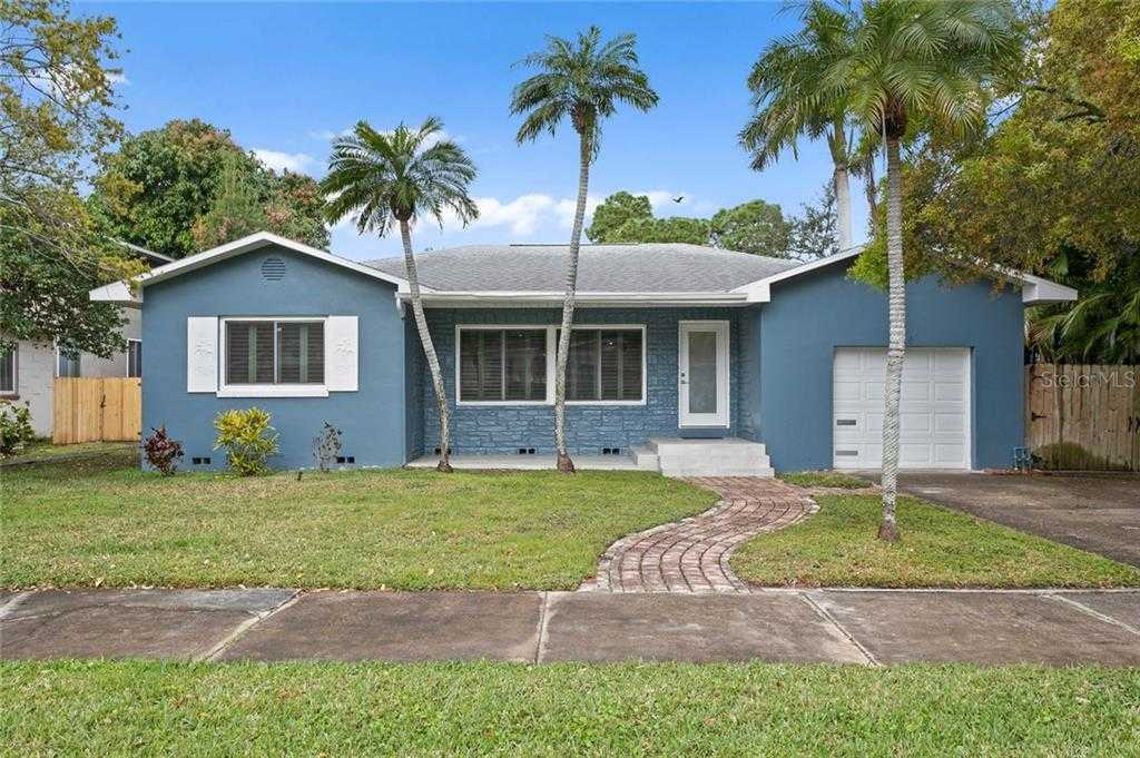 $785,000 - 4Br/3Ba -  for Sale in Snell Isle Brightwaters Rep Pts Of Sec 1 & 2, St Petersburg