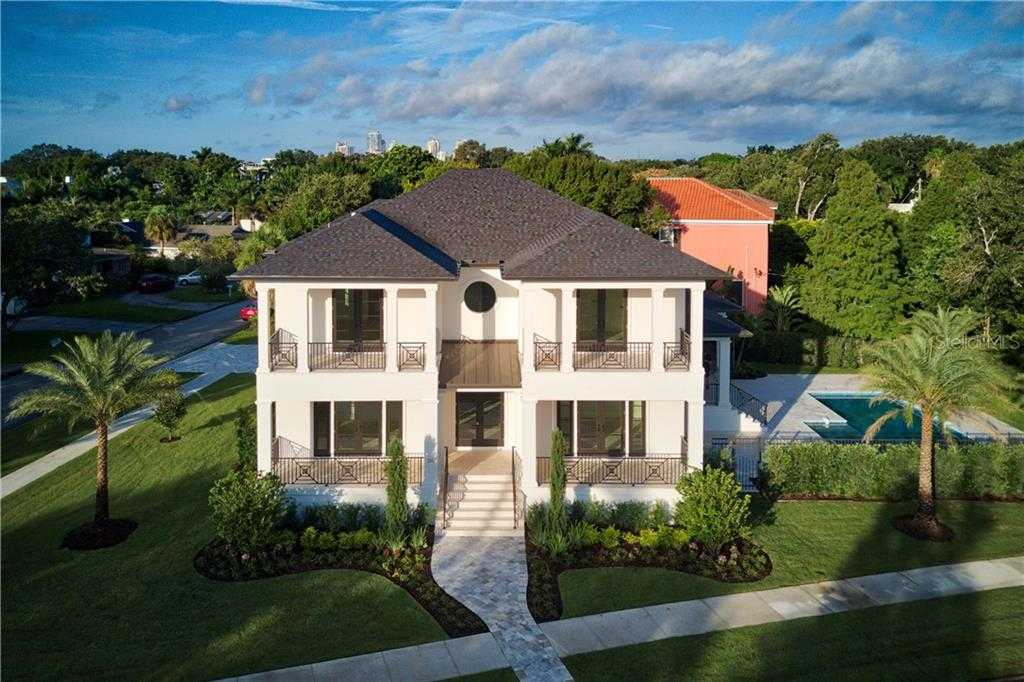 $2,498,000 - 5Br/7Ba -  for Sale in Snell Isle Brightwaters, St Petersburg