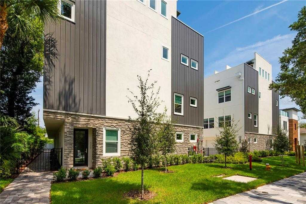 $815,000 - 3Br/4Ba -  for Sale in 5th Avenue Townhomes, St Petersburg
