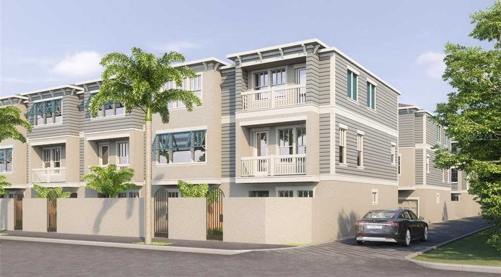 $550,189 - 3Br/4Ba -  for Sale in Burlington Townhomes, St Petersburg