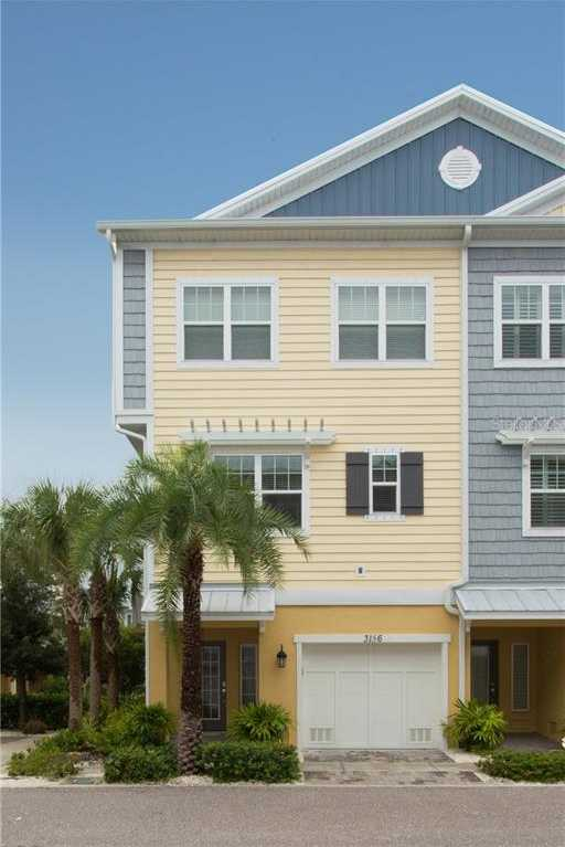 $458,900 - 4Br/3Ba -  for Sale in Cove At Loggerhead Marina, St Petersburg