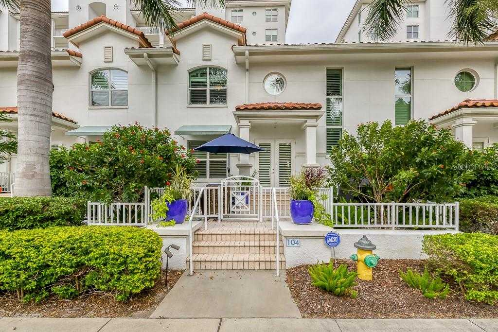 $599,000 - 2Br/3Ba -  for Sale in Water Club Snell Isle Condo, St Petersburg