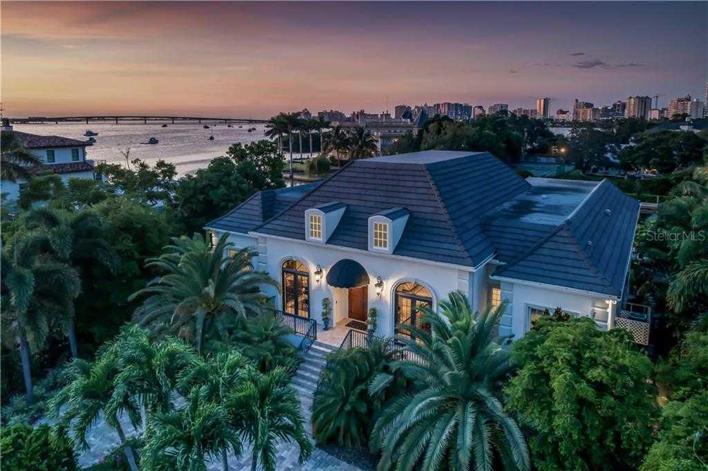 $3,399,000 - 4Br/4Ba -  for Sale in Harbor Acres, Sarasota
