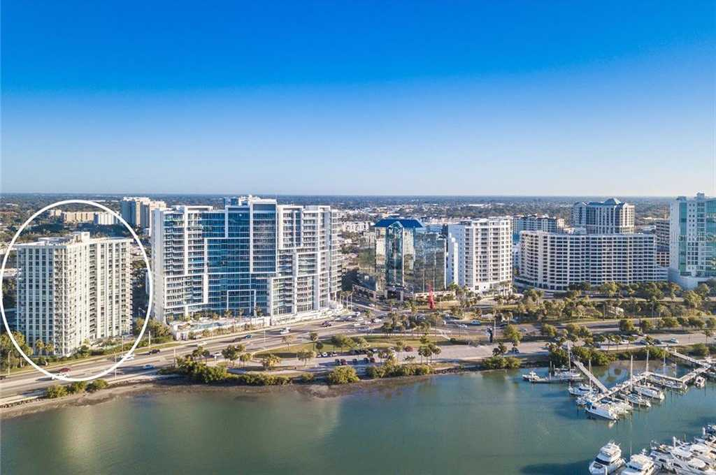 $594,000 - 2Br/2Ba -  for Sale in One Watergate, Sarasota