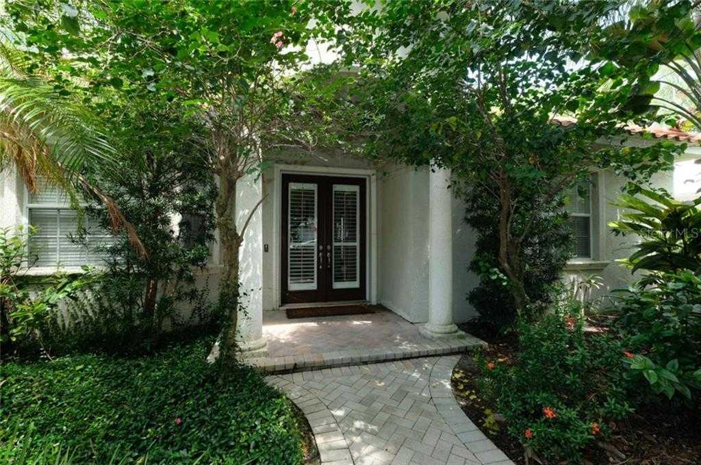 $1,045,000 - 5Br/3Ba -  for Sale in Hudson Bayou, Sarasota