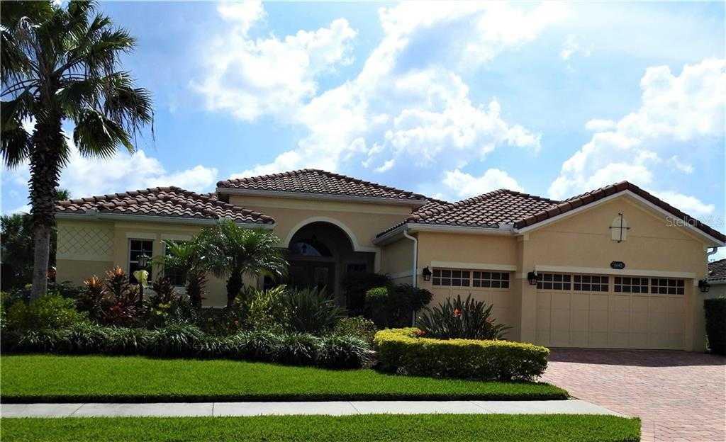 $569,900 - 4Br/3Ba -  for Sale in Red Hawk Reserve, Sarasota