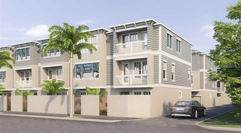 $554,990 - 3Br/4Ba -  for Sale in Burlington Townhomes, St Petersburg