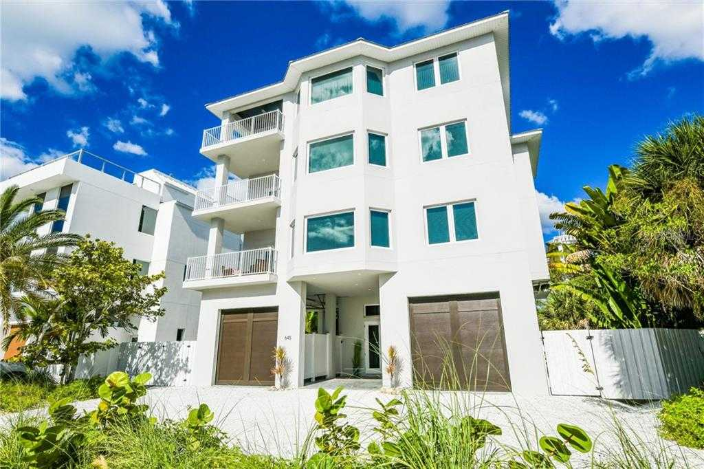 $3,299,000 - 8Br/9Ba -  for Sale in Sarasota Beach, Sarasota