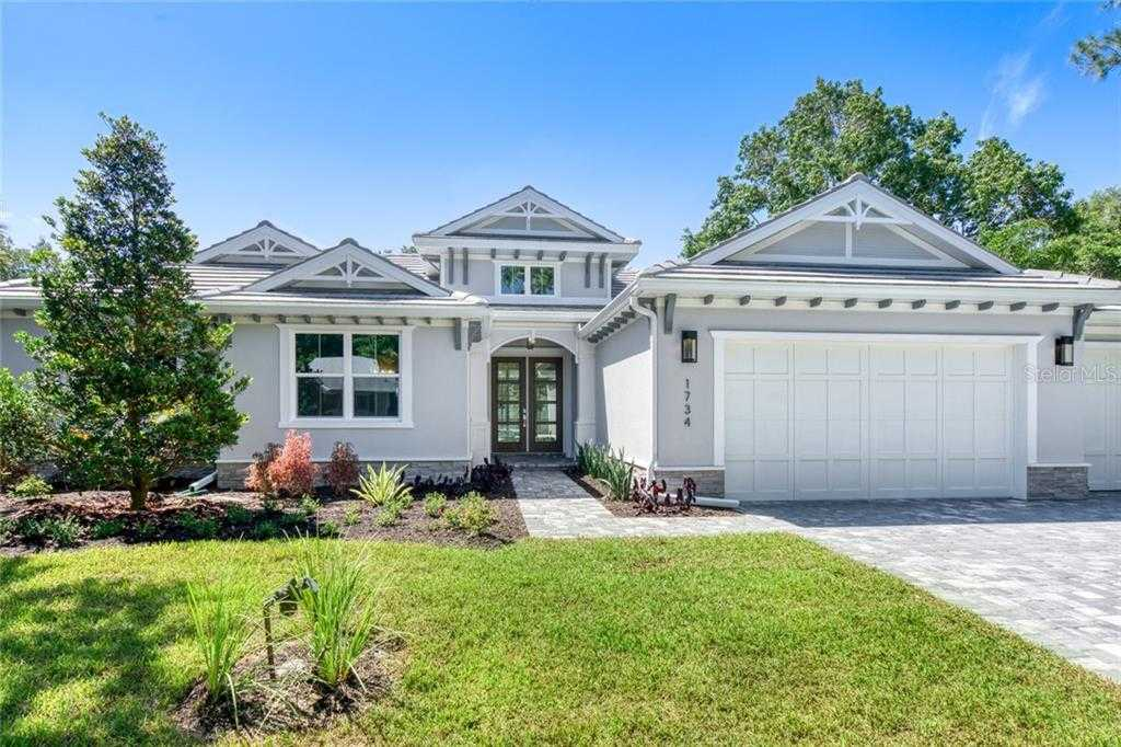 $2,274,850 - 4Br/5Ba -  for Sale in Bird Key Sub, Sarasota