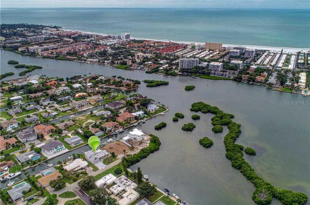 $1,495,000 - 4Br/5Ba -  for Sale in Aqualane Estates, Sarasota