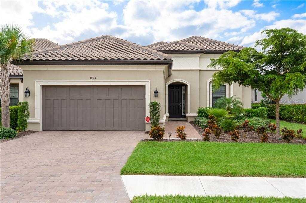 $615,000 - 3Br/4Ba -  for Sale in Cobblestone/palmer Ranch Ph 2, Sarasota