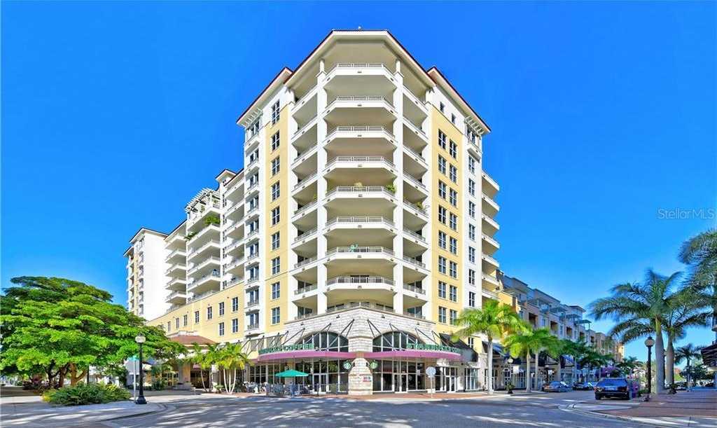 $849,000 - 2Br/3Ba -  for Sale in One Hundred Central, Sarasota