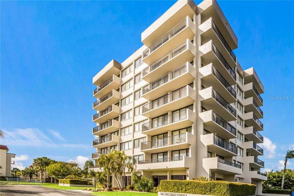 $689,000 - 2Br/2Ba -  for Sale in Our House At The Bch Ph I, Sarasota