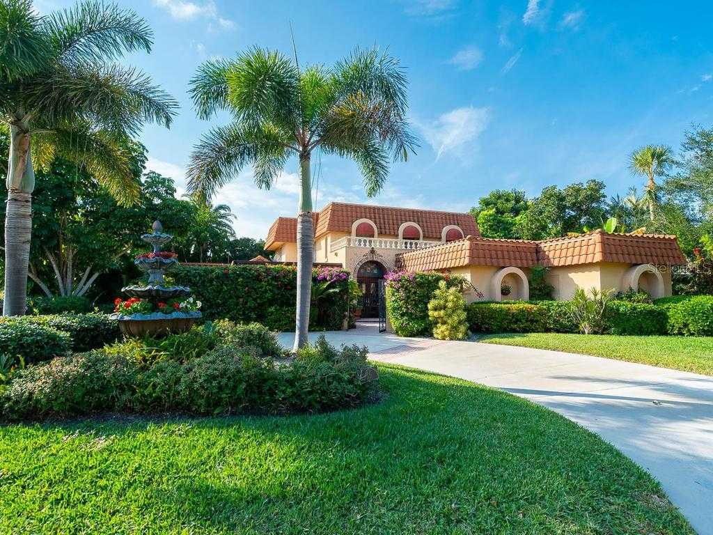 $1,225,000 - 4Br/6Ba -  for Sale in Bird Key Sub, Sarasota