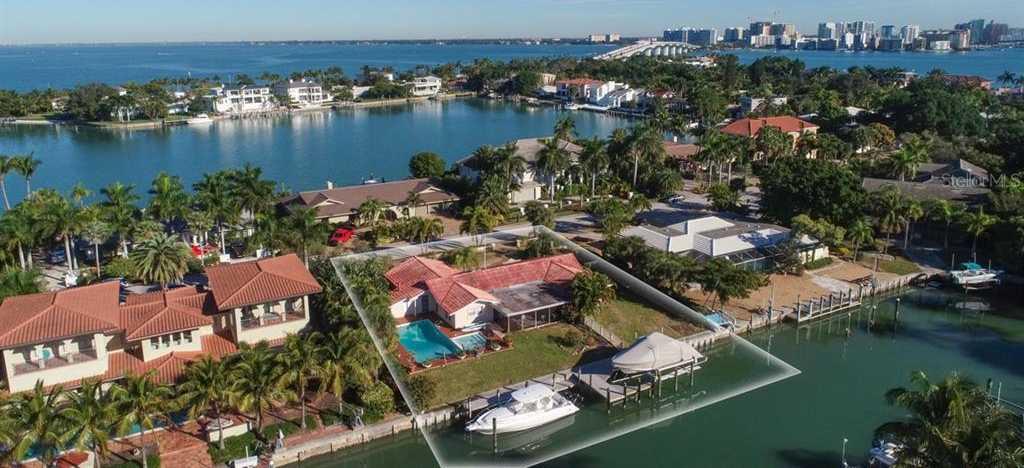 $1,549,000 - 3Br/2Ba -  for Sale in Bird Key Sub, Sarasota