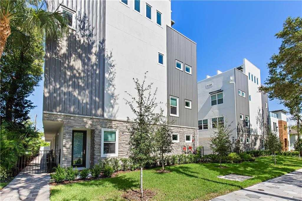 $789,900 - 3Br/4Ba -  for Sale in 5th Avenue Townhomes, St Petersburg
