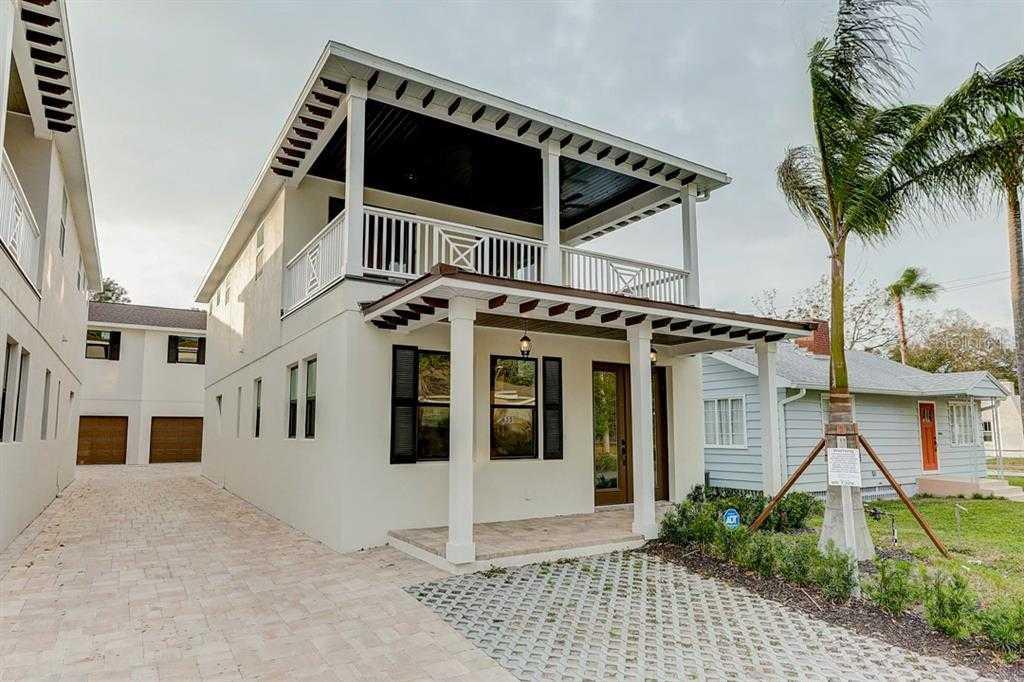 $849,900 - 4Br/4Ba -  for Sale in Gillespie Park, Sarasota