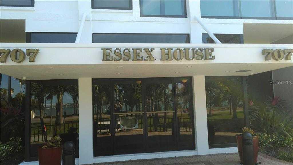 $425,000 - 2Br/2Ba -  for Sale in Essex House, Sarasota
