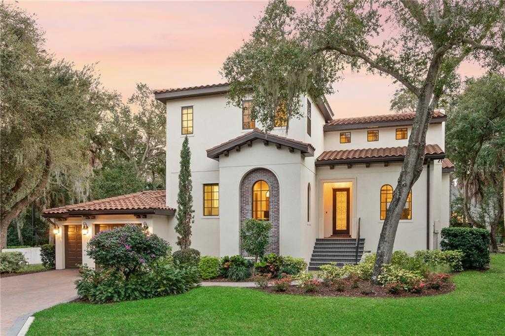 $1,495,000 - 3Br/4Ba -  for Sale in Tocobaga Bay, Sarasota