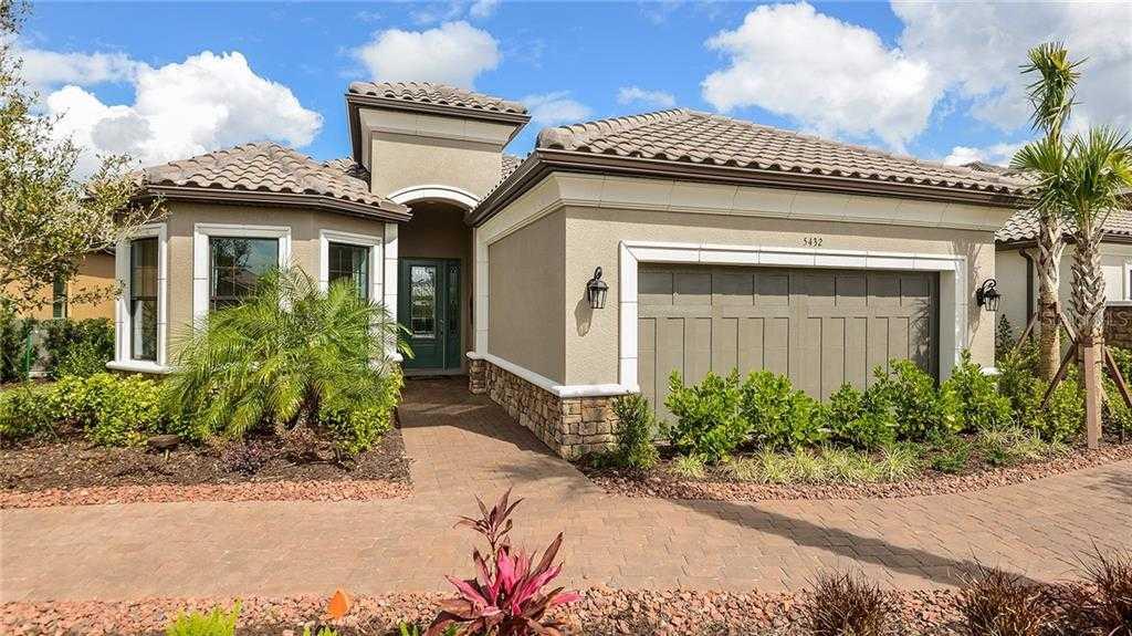 $565,577 - 3Br/3Ba -  for Sale in Esplanade On Palmer Ranch, Sarasota