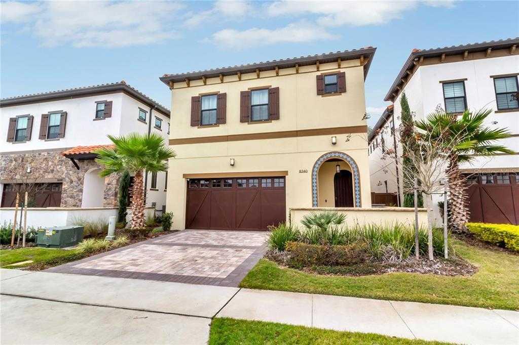 $899,900 - 4Br/5Ba -  for Sale in Park Square Dellagio, Orlando