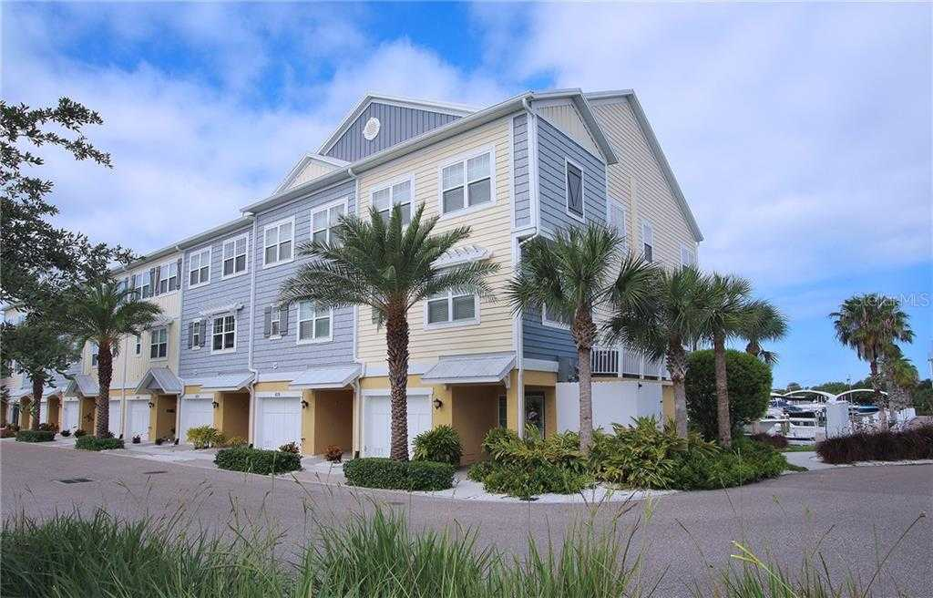 $509,000 - 3Br/3Ba -  for Sale in Cove At Loggerhead Marina, St Petersburg