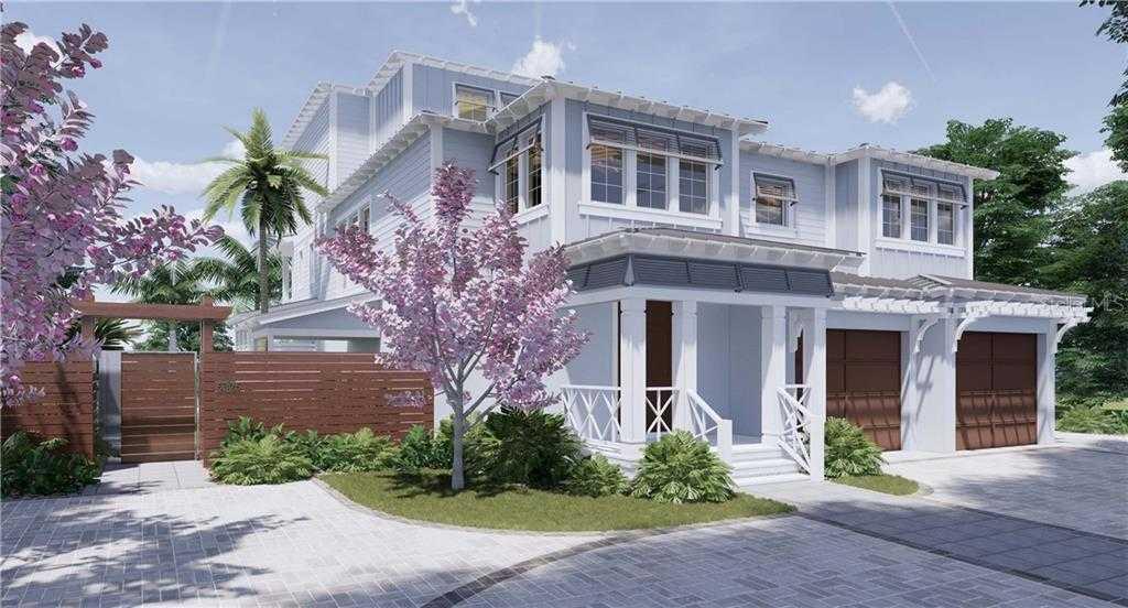 $2,290,000 - 4Br/6Ba -  for Sale in Aqualane Estates 2nd, Sarasota