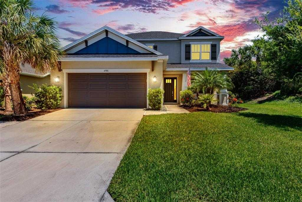 $549,000 - 4Br/4Ba -  for Sale in Arbor Lakes On Palmer Ranch, Sarasota