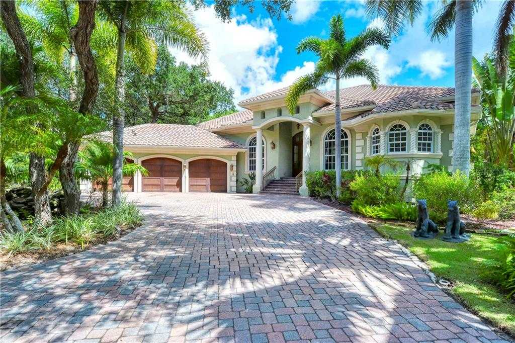 $2,880,000 - 4Br/5Ba -  for Sale in Waterside-wood Siestas Baysid, Sarasota