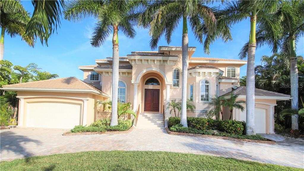 $5,299,000 - 5Br/5Ba -  for Sale in Saint Armands Division John Ringling Ests, Sarasota