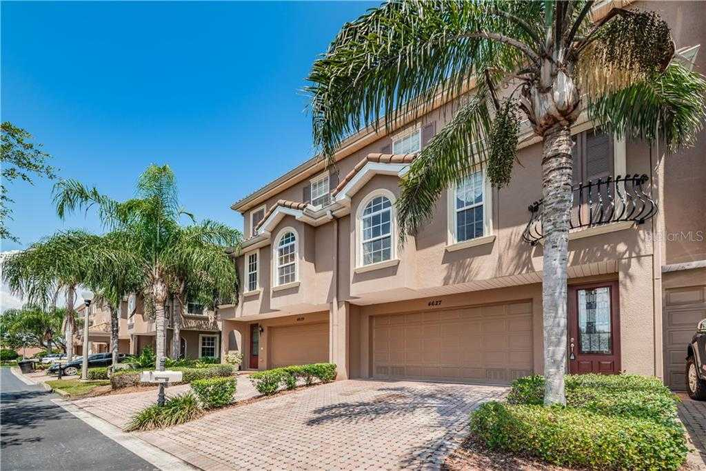 $499,900 - 4Br/4Ba -  for Sale in Sun Ketch Twnhms At Venetian Isles Lot 11, St Petersburg