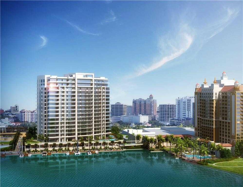 $3,300,000 - 3Br/4Ba -  for Sale in The Ritz-carlton Residences, Sarasota, Sarasota