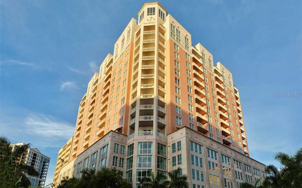 $830,000 - 2Br/2Ba -  for Sale in 1350 Main Residential, Sarasota
