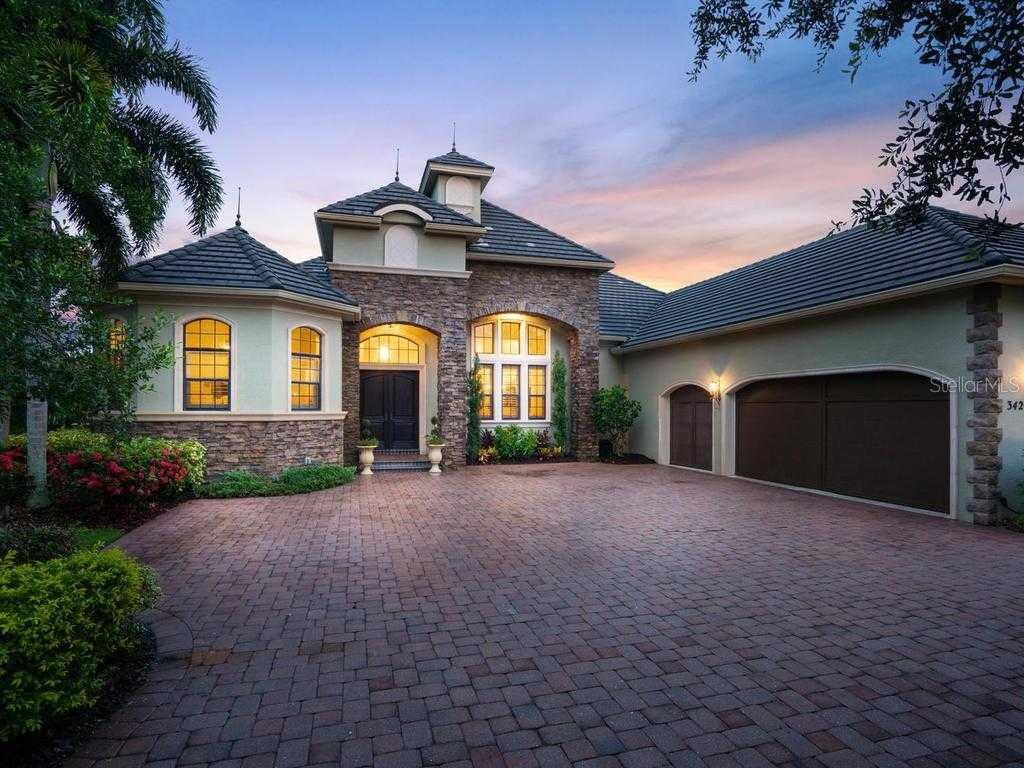 $1,250,000 - 4Br/5Ba -  for Sale in Founders Club, Sarasota