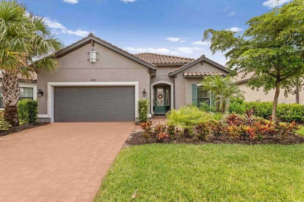 $639,000 - 3Br/3Ba -  for Sale in Cobblestone/palmer Ranch Ph 2, Sarasota