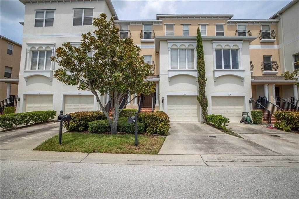 $327,500 - 2Br/3Ba -  for Sale in Venetian Harbor, St Petersburg