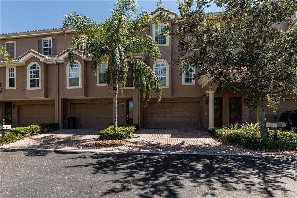 $525,000 - 3Br/4Ba -  for Sale in Sun Ketch Twnhms At Venetian Isles, St Petersburg