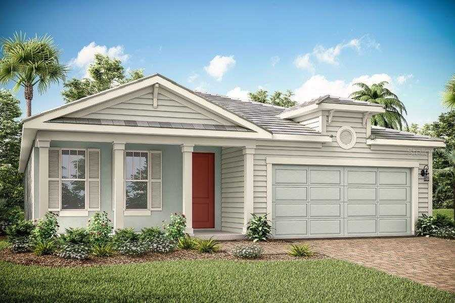 $495,866 - 3Br/2Ba -  for Sale in Sunrise Preserve At Palmer Ranch, Sarasota