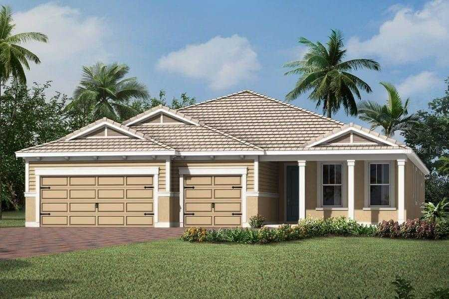 $560,469 - 3Br/3Ba -  for Sale in Sunrise Preserve At Palmer Ranch, Sarasota