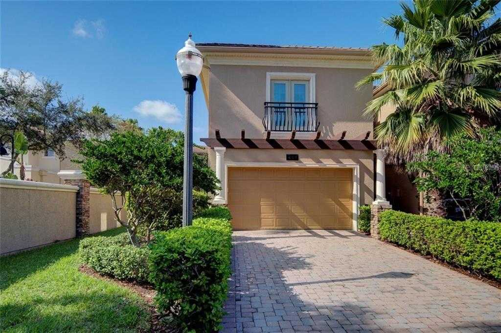 $459,000 - 3Br/4Ba -  for Sale in Saxony Place At Carillon, St Petersburg