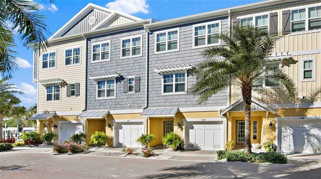 $504,000 - 4Br/3Ba -  for Sale in Cove At Loggerhead Marina, St Petersburg