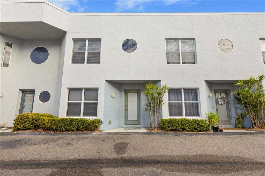 $317,500 - 2Br/2Ba -  for Sale in Central 16th Urban Homes, St Petersburg