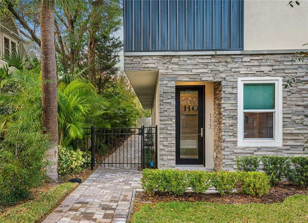 $1,100,000 - 3Br/4Ba -  for Sale in 5th Ave Twnhms, St Petersburg