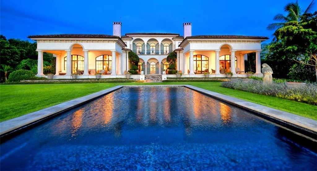 $18,000,000 - 3Br/6Ba -  for Sale in Harbor Acres Sec 2, Sarasota