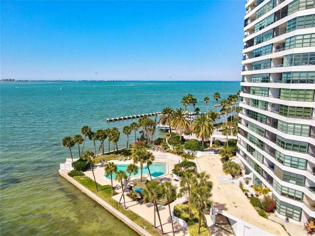 $975,000 - 2Br/2Ba -  for Sale in Condo On The Bay Tower I, Sarasota