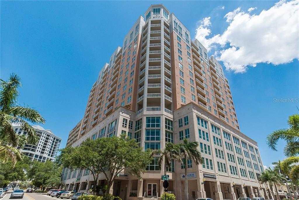 $575,000 - 2Br/2Ba -  for Sale in 1350 Main Residential, Sarasota
