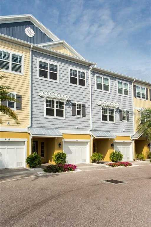 $529,900 - 4Br/3Ba -  for Sale in Cove At Loggerhead Marina, St Petersburg